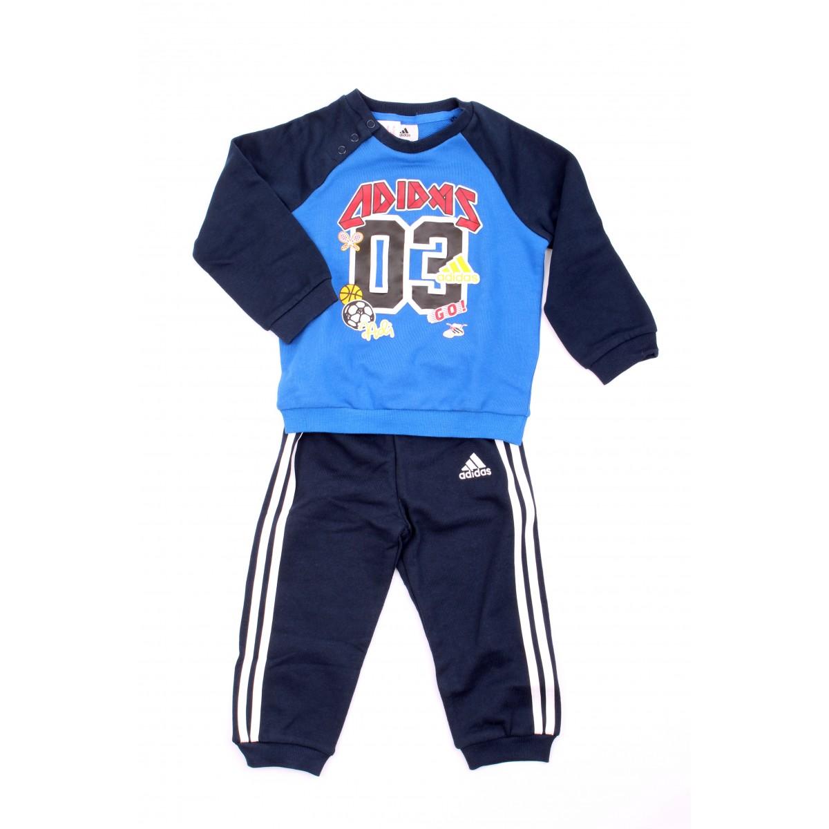 Adidas Tuta Bambino I Sp Terry Jog 96bcde77655f