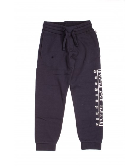 Napapijri Pantaloni Sportivi Bambino K Moli Blu