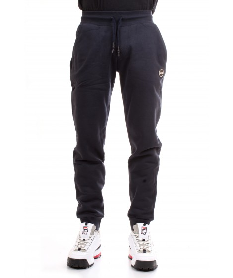 Colmar Originals Uomo Pantaloni In Felpa 8254 Blu