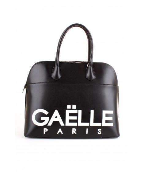 Gaelle Paris Borsa con Manici e Maxi Logo GBDA1142