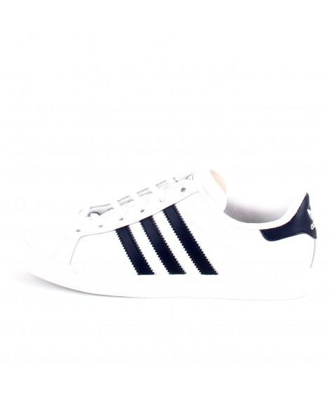 Adidas Originals Donna Sneakers Coast Star J EE7466 Bianco e Blu