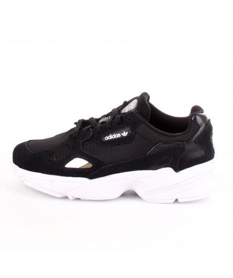 Adidas Originals Donna Sneakers Falcon BB129 Nero