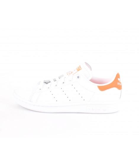 Adidas Originals Donna Sneakers Stan Smith EE5863 Bianco Arancio