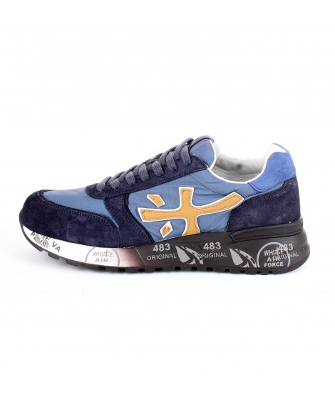 Premiata Sneakers Uomo Mick 4056