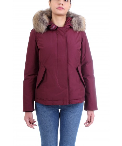 Woolrich Donna Short Arctic Parka Vinaccio