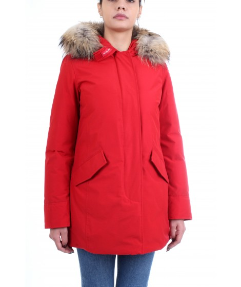 Woolrich Donna Arctic Parka FR Rosso