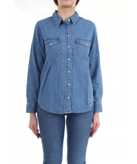 Levi's Donna Camicia Essential Western Shirt