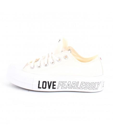 Converse Sneakers 567312C Love Fearlessly Platform