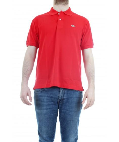 Lacoste Uomo Polo L.12.12 Classic Fit Rosso