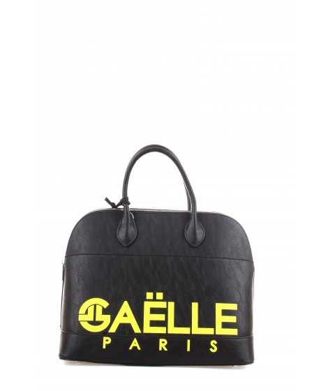 Gaelle Paris Borsa Maxi Bowling Nera