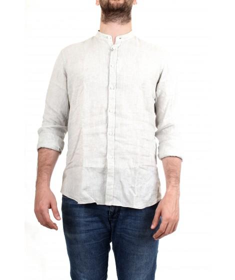 Xacus Uomo Camicia Casual&Sport Tortora