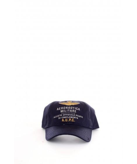 Aeronautica Militare Cappello con Visiera HA1039 Blu