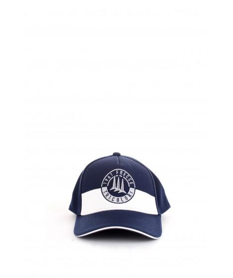 Aeronautica Militare Cappello con Visiera HA1034 Blu