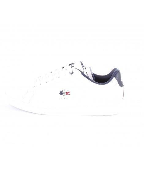 Lacoste Sneakers in pelle Carnaby Evo  Bianca