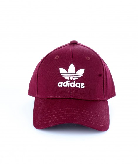 Adidas Originals Cappello con Visiera Bordeaux