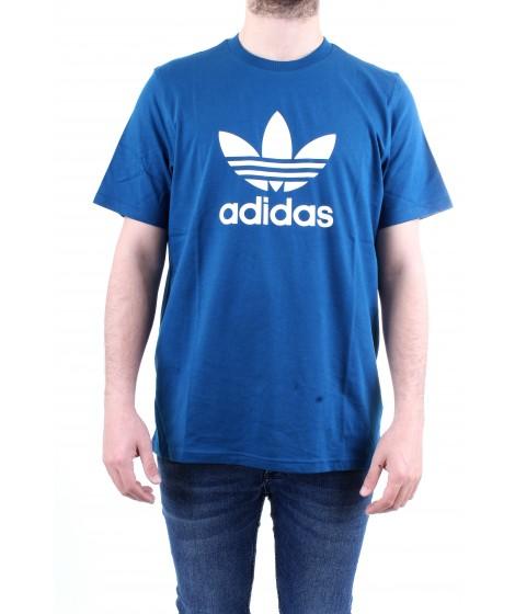 Adidas Originals T-shirt Trefoil Blu