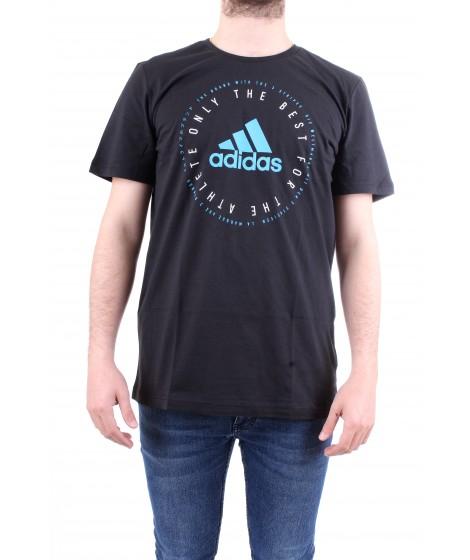 Adidas Originals T-shirt Emblem Nera