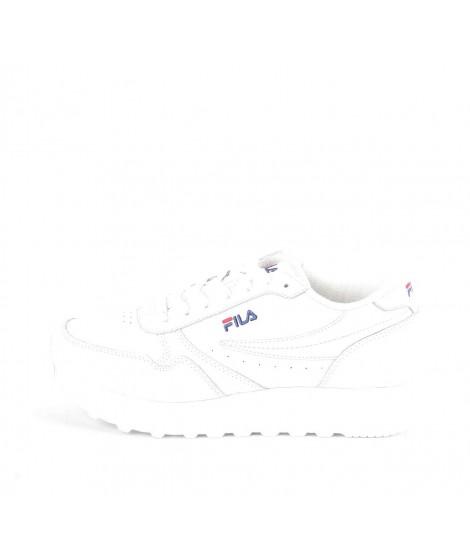 Fila Sneakers Donna Orbit Zeppa L Bianche