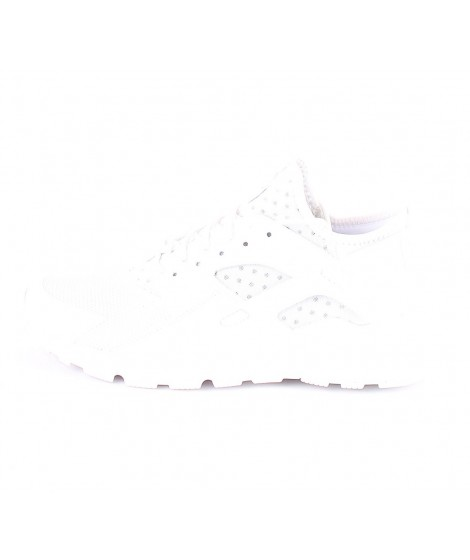 Nike Air Huarache Run Ultra GS Bianca