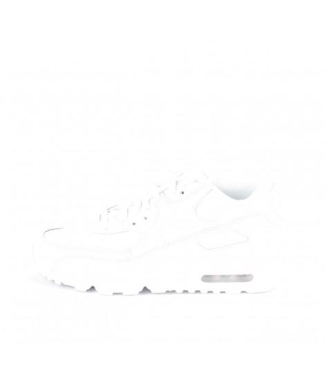 Nike Scarpe Air Max 90 in Pelle Bianche