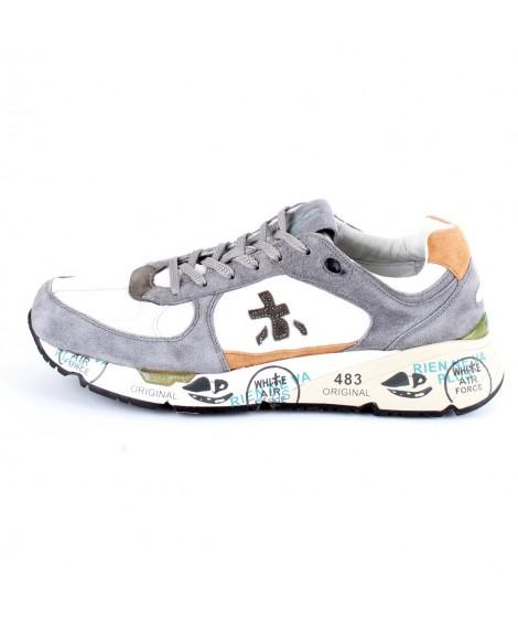 Premiata Sneakers Uomo Mase 3883 Grigia