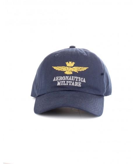 Aeronautica Militare Cappellino HA980C Blu