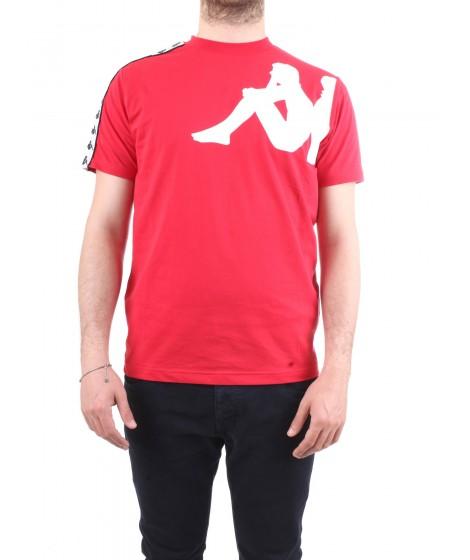 Kappa T-Shirt Manica Corta Authentic Buys Rossa