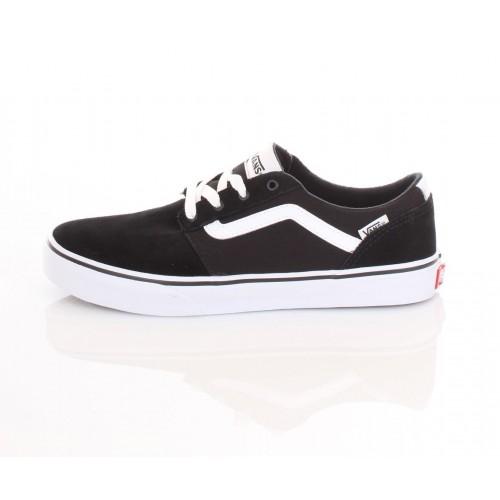 Vans Sneaker Bassa Chapman Stripe Nera Junior