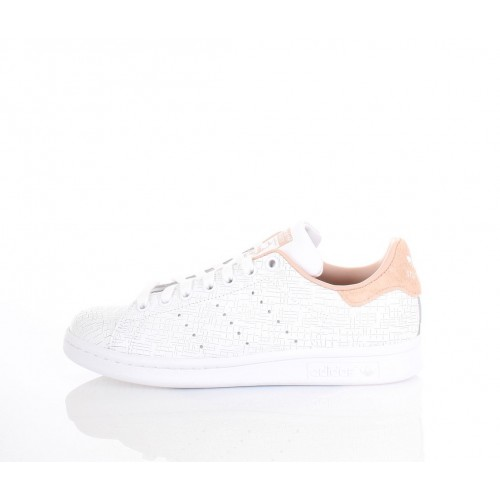 adidas stan smith donna rosa e bianche