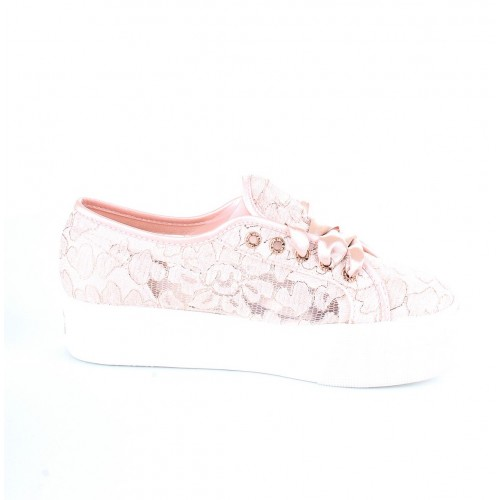Syntlace Rosa Superga 2790 Donna Sneakers Frosted 8Nyn0wvOmP