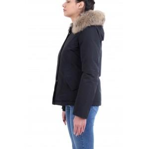 Woolrich Donna Short Arctic Parka Nero