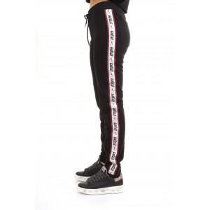 Gaelle Paris Donna Pantalone Sportivo GBD5434 Nero