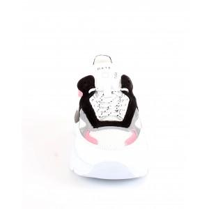 D.A.T.E. Donna Sneakers Fuga Netki White-Pink