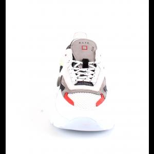 D.A.T.E. Uomo Sneakers Fuga Netki Black