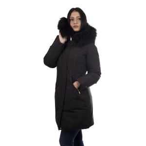 Geospirit Piumino Donna Coney Fur