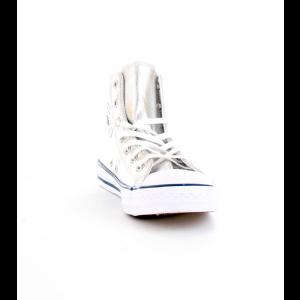 Converse Bambino/a Sneakers Ctas Hi Argento