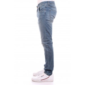 Camouflage Uomo Jeans D18 A370