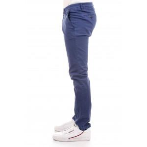 Briglia Uomo Pantaloni in Cotone Tasche America