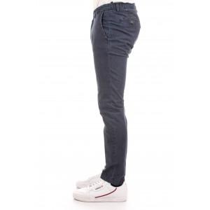 Briglia Uomo Jeans in cotone stretch