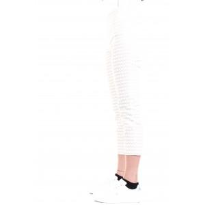 Cappellini By Peserico Pantaloni In Cotone Stretch