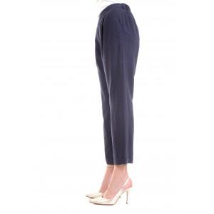 LanaCaprina Donna Pantaloni PF2302 Blu