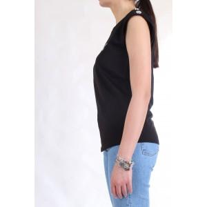 Gaelle Paris Donna Canotta GBD5881 Nero