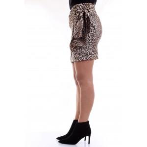 Gaelle Paris Minigonna in Crepe GBD7414