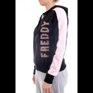 Freddy Donna Felpa con Cappuccio S1WSDS8