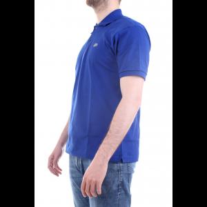 Lacoste Uomo Polo L.12.12 Classic Fit Blu medio