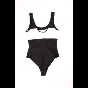 Levi's Donna Coloblock Bodysuit Nero