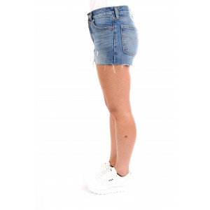 Levi's Donna Shorts in Denim 501 Back to Your Heart