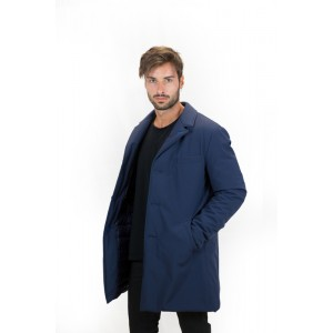 Up To Be Giaccone Uomo Acquarius Blu