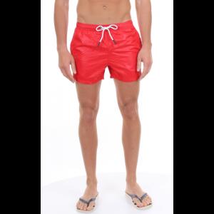 Effek Costume Uomo Short Rosso
