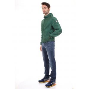 Colmar Originals Giacca Uomo ultraleggera Packable 1849 Verde